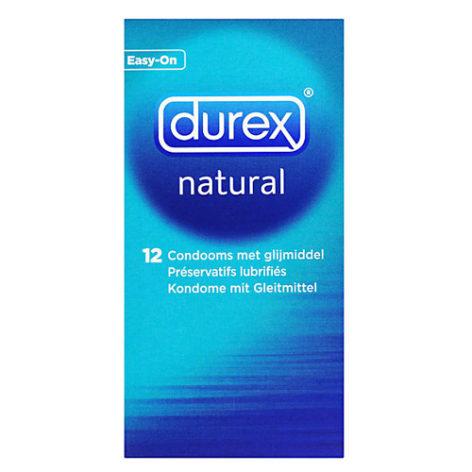 Condooms Durex Classic Natural 12st - Durex