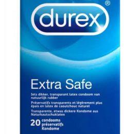 Condooms Durex Extra safe 20st - Durex