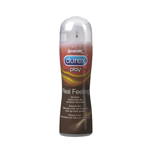 Durex Play Real Feeling - 50 ml - Durex