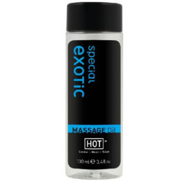 HOT Massage-Olie  Exotic 100 ml - HOT