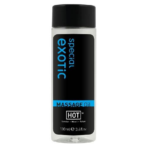 HOT Massage-Olie  Exotic 100 ml - HOT