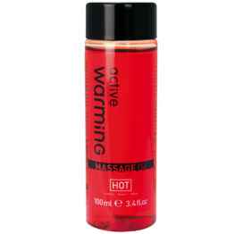 HOT Massageolie Active Warming 100 ml - HOT