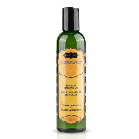 Kamasutra Naturals Coconut Pineapple Massage-Olie - KamaSutra