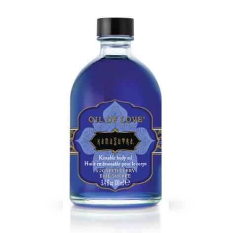 Kamasutra Oil of Love Sugared Berry Olie - KamaSutra