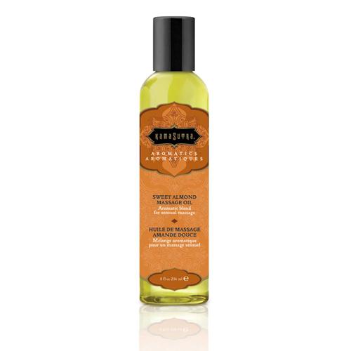 Kamasutra Sweet Almond Massage-Olie - KamaSutra