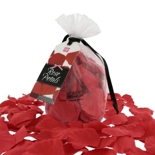 Romantische Rozenblaadjes - Lovers Premium