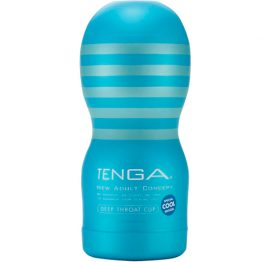 Tenga Cool - Deep Throat CUP - Tenga
