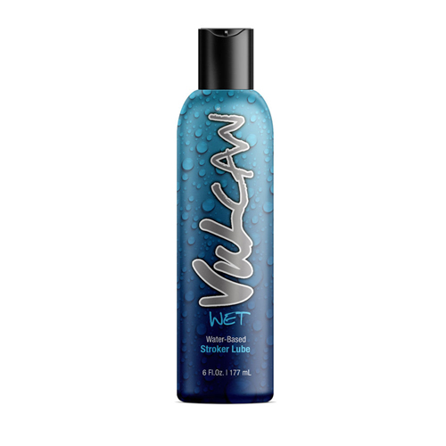Vulcan Wet Waterbasis Glijmiddel - 117 ml - Vulcan